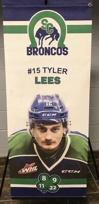 2018/19 Tyler Lees Banner