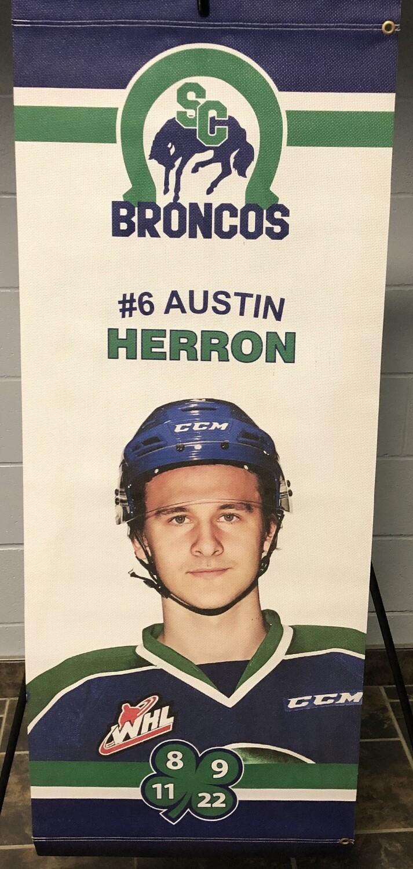 2018/19 Austin Herron Banner