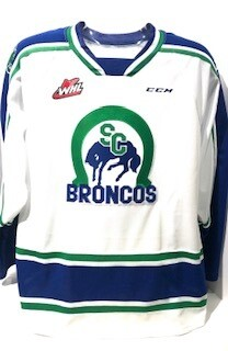 2019 CCM Replica Youth White Jersey