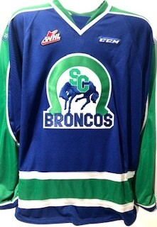 2014 Youth Blue Replica Jersey