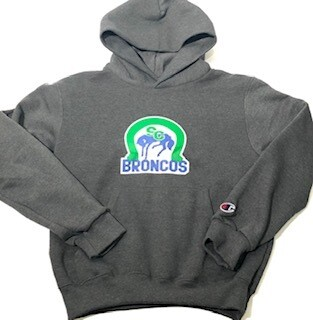 Youth Eco Fleece Hood