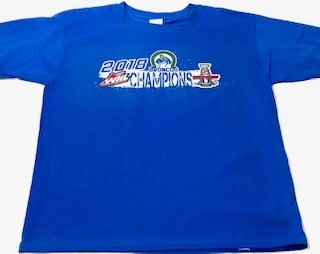 Youth WHL Champions T-shirt