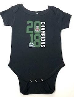 Infant Bodysuit Black