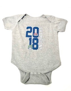 Infant Bodysuit Grey