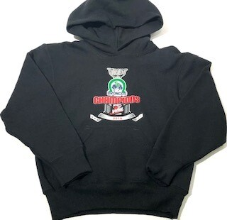 Youth ATC Champ Cup Hood Black