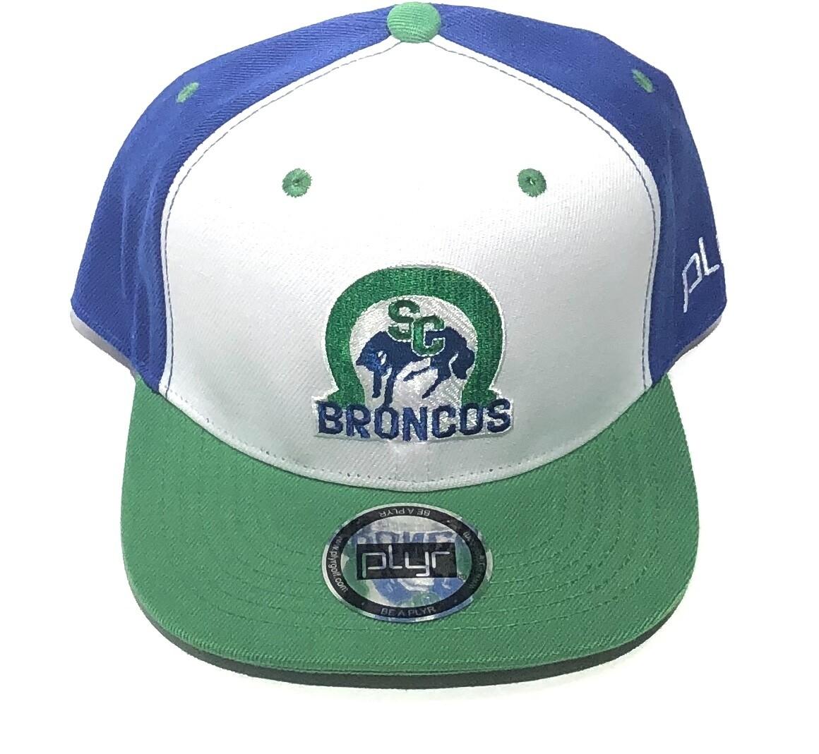 Adult Broncos Plyr Hat