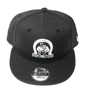 Adult Charcoal Grey 9Fifty Hat