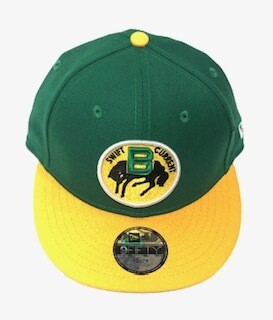 Youth Green/Gold Snapback