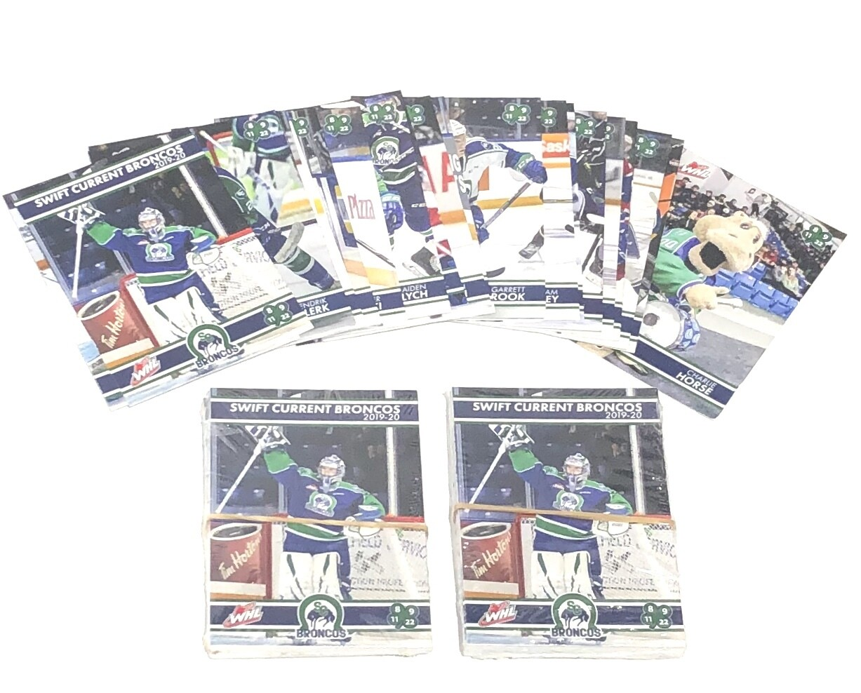 2019-2020 Hockey Cards