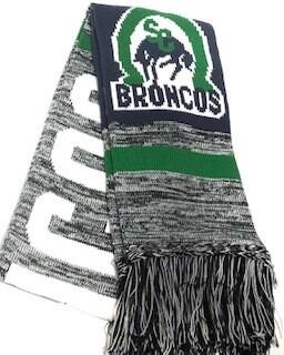 Broncos Scarf