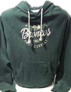 Adult Green Campus Crew Heritage Hood