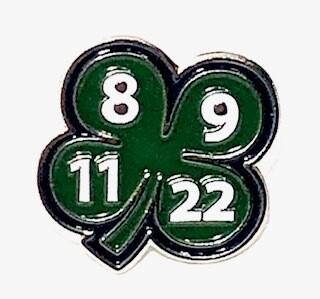 Broncos 1986 Memorial Pin