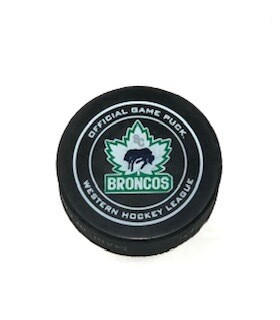 Limited Edition Hockey Day In Canada Puck