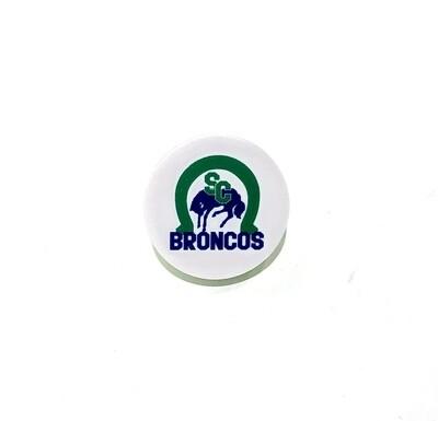 Broncos Pop Socket
