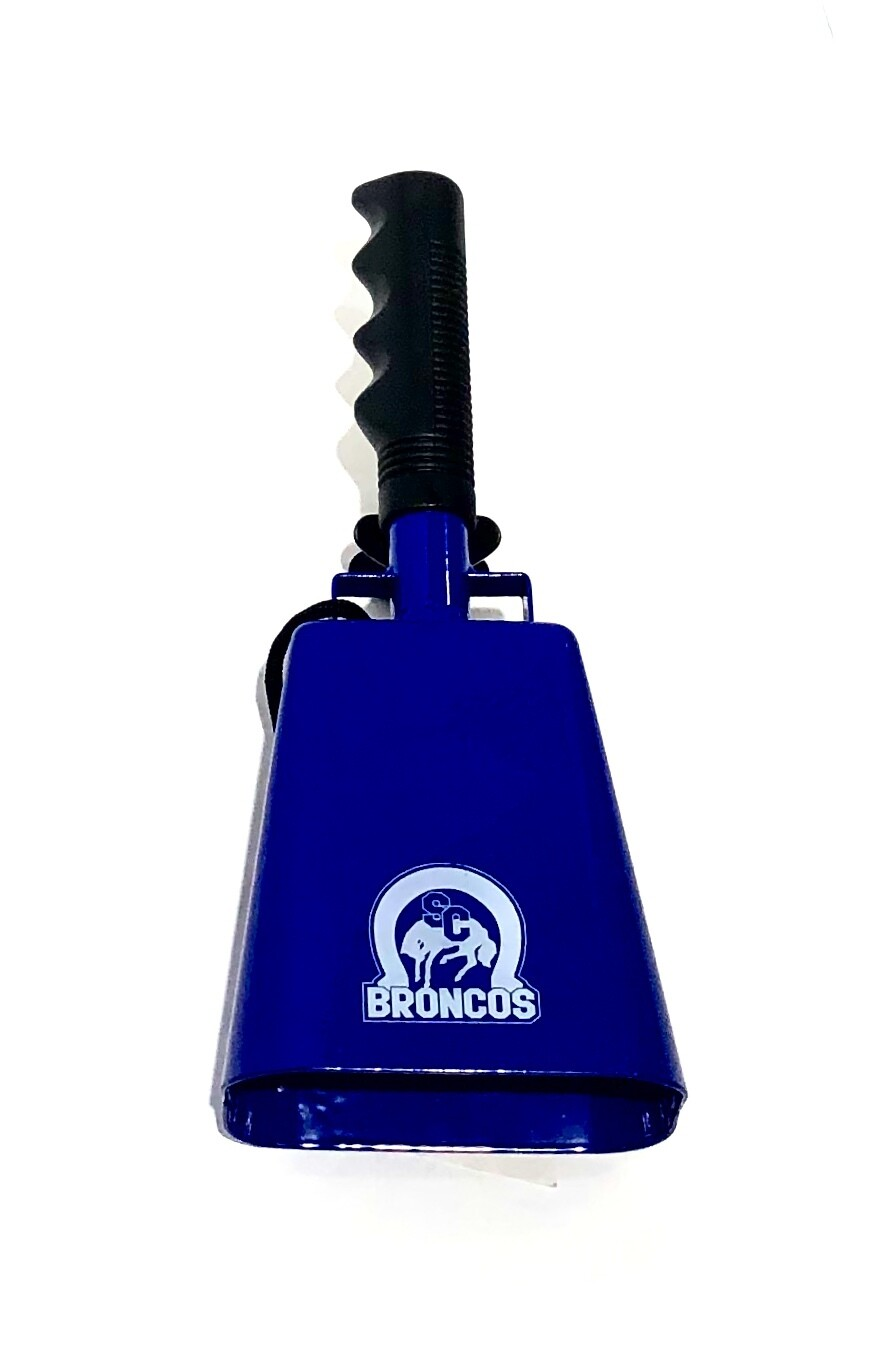Bronco Bull Bell