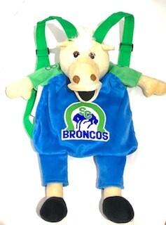 Charlie Horse Plush Backpack