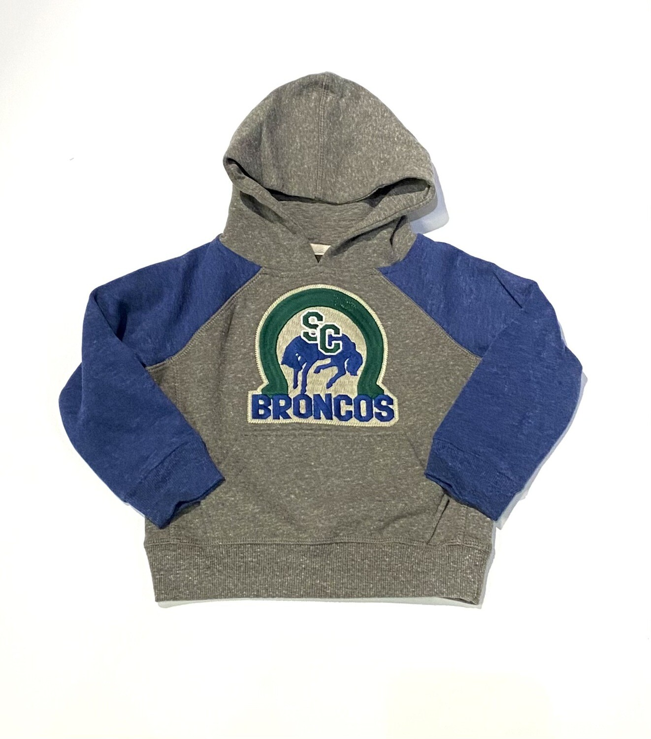 Toddler Two-Tone  Hood