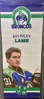 2018/19 Riley Lamb Banner
