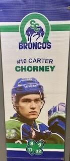 2019/20 Carter Chorney Banner