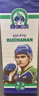 2019/20 Kye Buchanan Banner