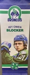2019/20 Owen Blocker Banner