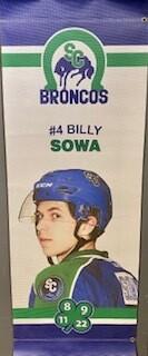 2019/20 Billy Sowa Banner