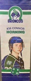 2019/20 Connor Horning Banner