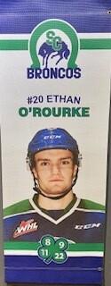 2019/20 Ethan O'Rourke Banner
