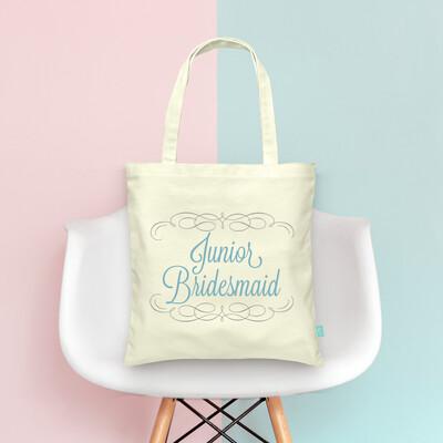 Junior Bridesmaid -Bridal Party Wedding