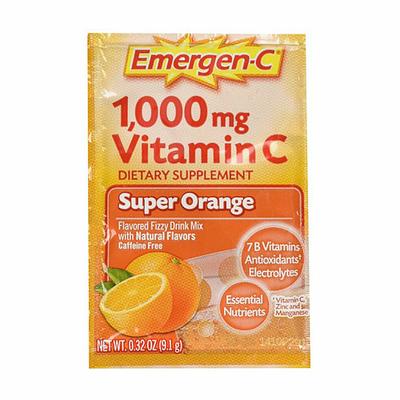 Hangover Kit Filler - Emergen-C Vitamin C