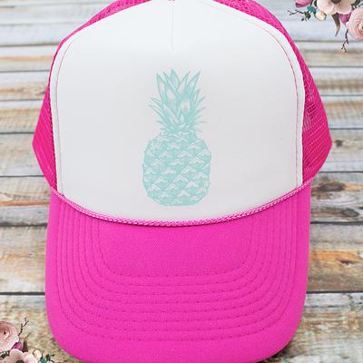 Pineapple Bachelorette Party Trucker Hat