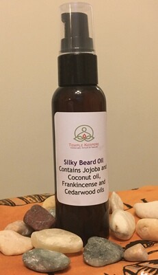 Silky Beard Oil - 2 oz