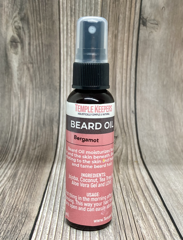 Silky Beard Oil - 2 oz