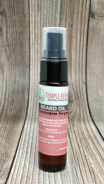 Silky Beard Oil - 1 oz