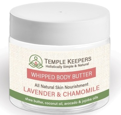 Whipped Body Butter - 4 oz.