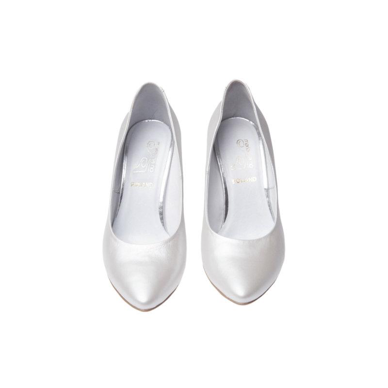 Paris Classic srebrna perła