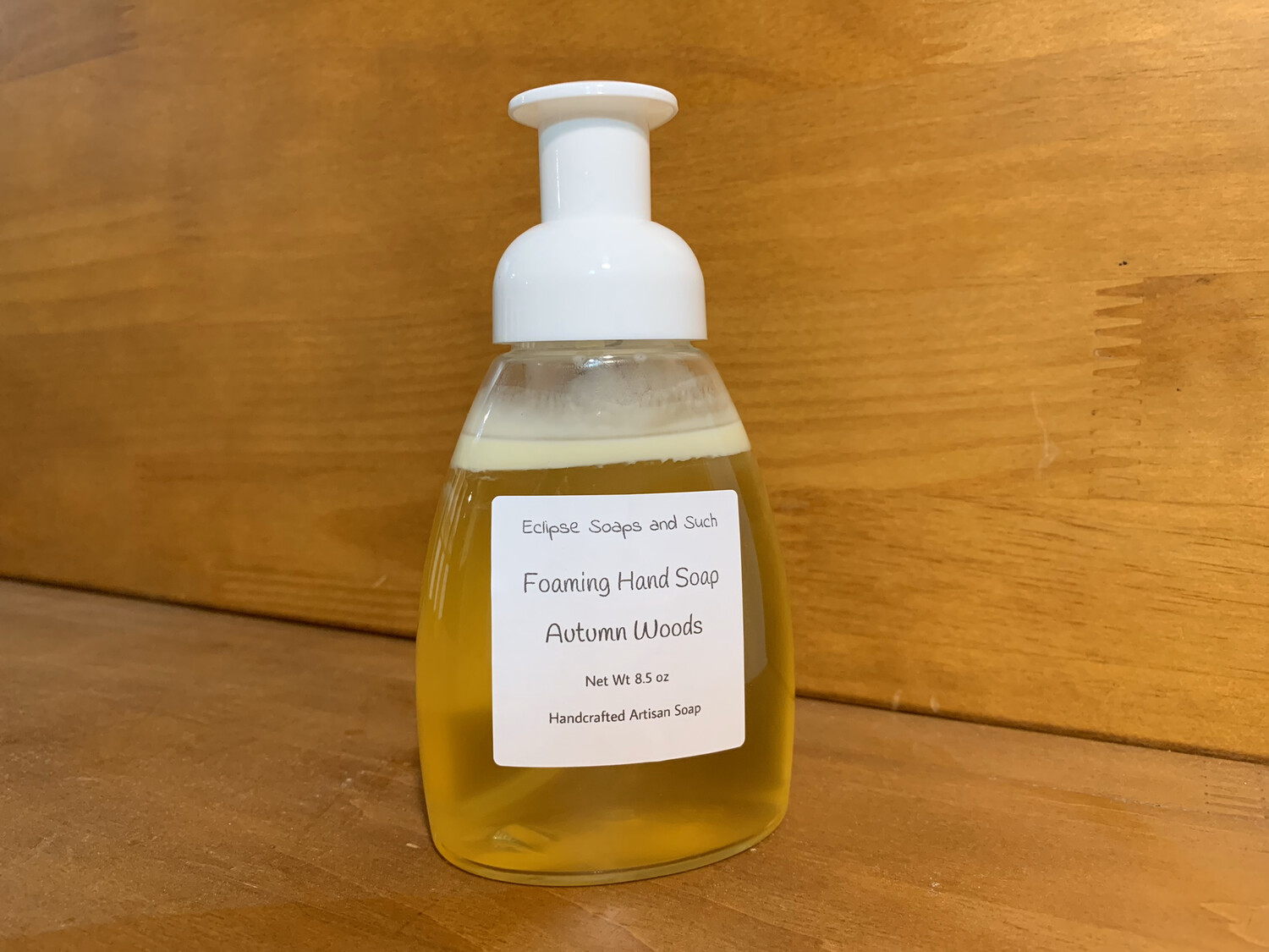 Foaming Hand Soap Autumn Woods