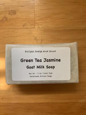 Green Tea Jasmine Goat Milk Travel Size