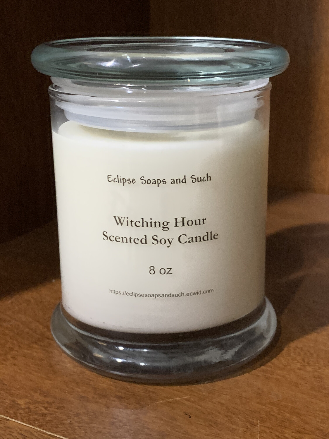 Witching Hour Scented Soy Candle 8oz