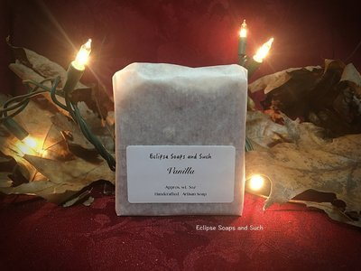 Vanilla Soap 5oz