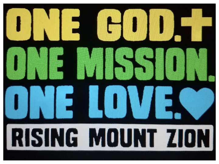 "2018 ""One God"" T-Shirt"