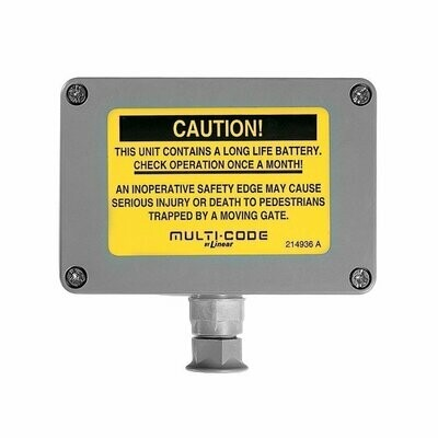 Multi-Code 105104 Gate Safety Edge Transmitter 310MHz