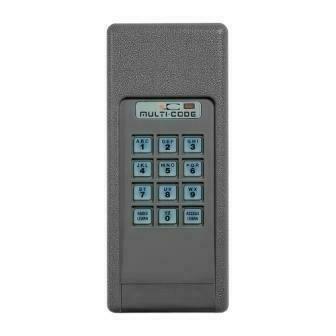 Multi-Code 420001 Wireless Keyless Entry Keypad 300MHz