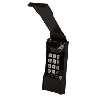 Linear LPWKP MegaCode Wireless Keypad In Black