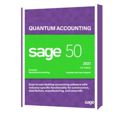 Sage 50 Quantum 10 User