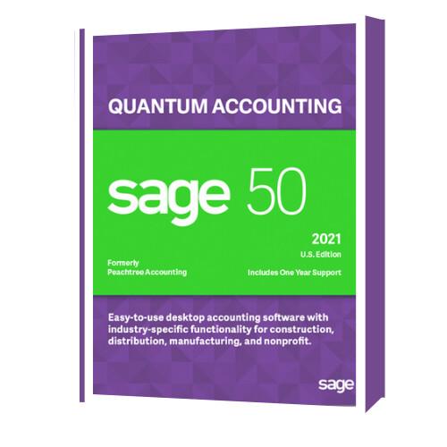 Sage 50 Quantum 20 User