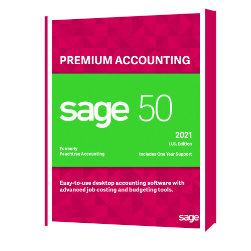 Sage 50 Premium Accounting Single User