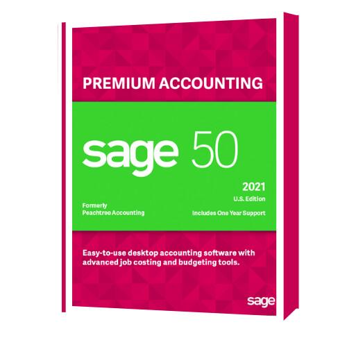 Sage 50 Premium Accounting 3 User