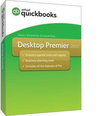QuickBooks Premier 1 User