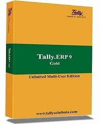 Tally ERP 9.0 Gold Edition Multi User